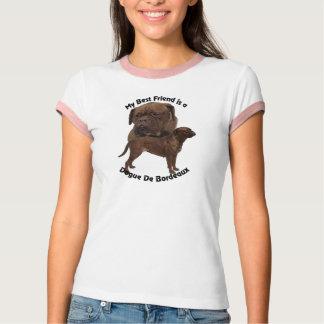 Best Friend Dogue de Bordeaux T-Shirt