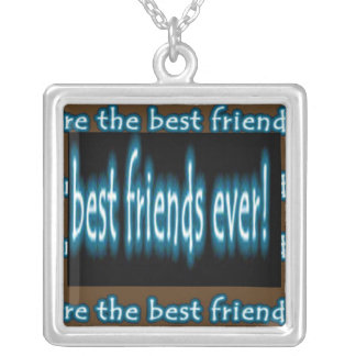 BEST Friend Ever Custom Necklace