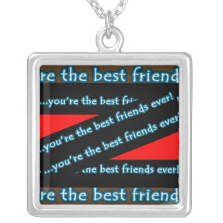 BEST Friend Ever Personalized Necklace