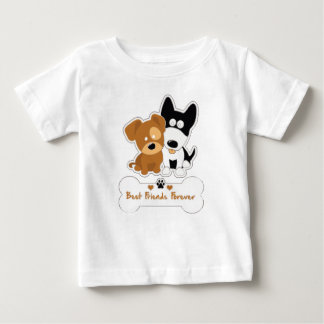Best Friend forever Funny Baby T-Shirt