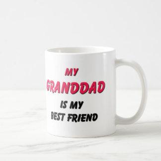 Best Friend Granddad Coffee Mug