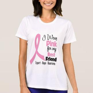 Best Friend - I Wear Pink - Breast Cancer Tshirt