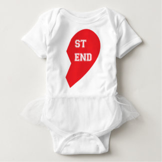 Best Friend Matching Mommy and Baby Baby Bodysuit
