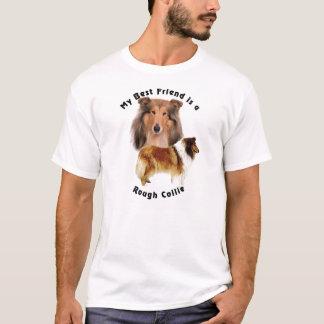 Best Friend Rough Collie T-Shirt