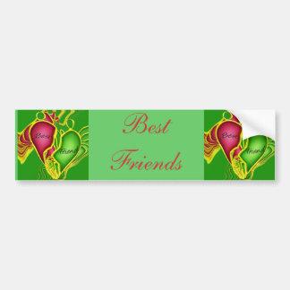 Best Friends Bumper Stickers