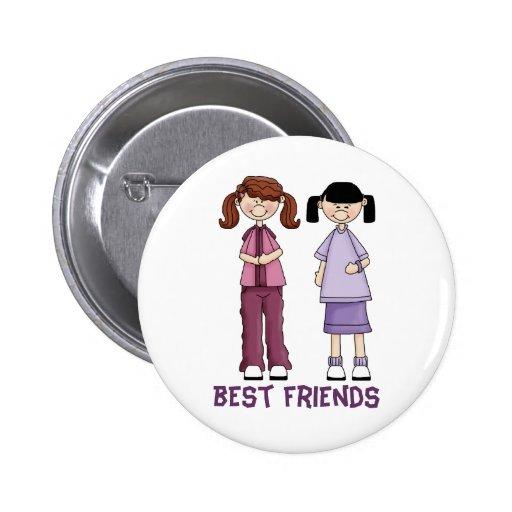 Best Friends-Button