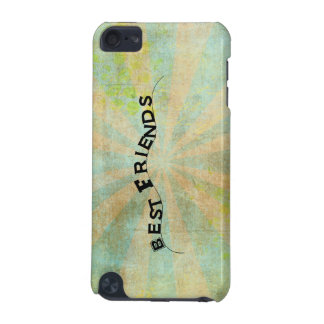 Best Friends Collage Style Sunburst iPod Touch 5G Cover