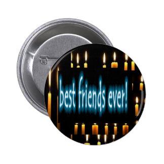 Best Friends Ever 6 Cm Round Badge