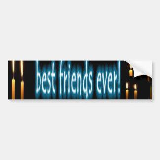 Best Friends Ever Bumper Stickers