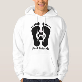 Best Friends-Family dogs-Feet And Paws-T shirts