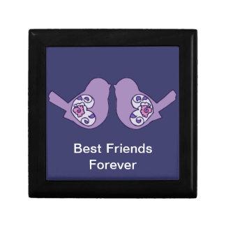 Best Friends Forever, BFF Cute Love Birds Gift Box