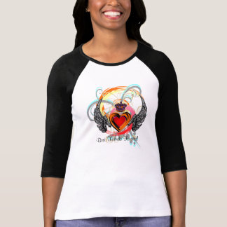 """Best Friends Forever"" BFF Winged Heart,Shirt Tshirts"