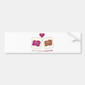 Best Friends Forever Bumper Stickers