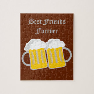 Best Friends Forever Jigsaw Puzzle