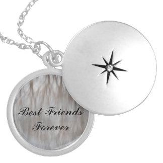Best Friends Forever Locket Necklace
