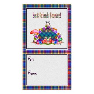 Best Friends Forever Pixel Art Pack Of Standard Business Cards