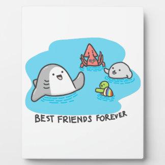 Best friends forever! plaque
