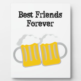Best Friends Forever Plaque