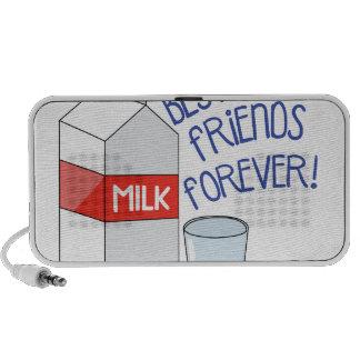Best Friends Forever! Travelling Speaker