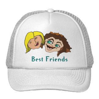 Best Friends - Girl Friends Mesh Hat