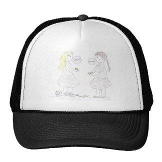 Best Friends Girls Hat