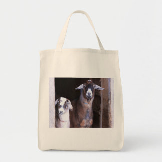 Best Friends Goat Tote