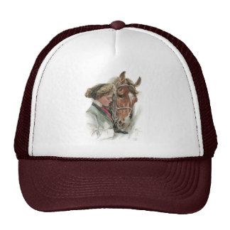 Best Friends Horse Hat
