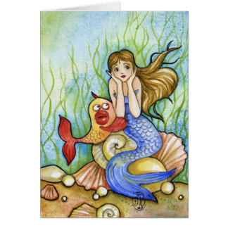 Best friends - Missing you Greeting card