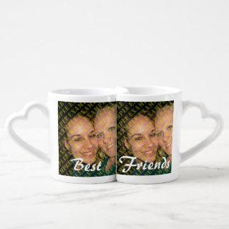 Best Friends Mugs Lovers Mug Set