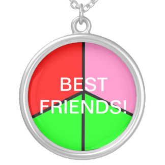 Best Friends' Necklace
