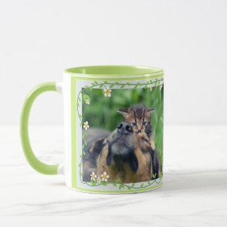 Best friends of the world mug