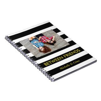 Best Friends Shared Custom Journal