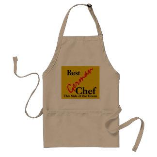 Best German Chef Apron