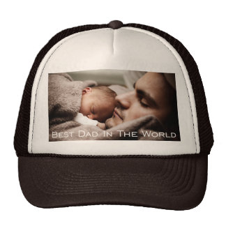 Best Gifts For Dad Brown Trucker Hat
