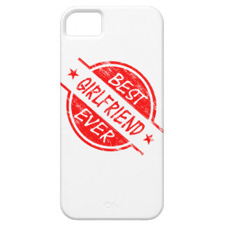 Best Girlfriend Ever Red iPhone 5 Cases