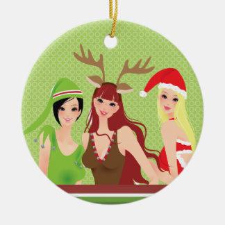 Best Girlfriends Ornament