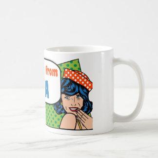 Best girls are from Regina Coffee Mug