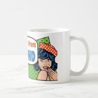 Best girls are from Richmond Coffee Mug