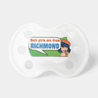 Best girls are from Richmond Dummy