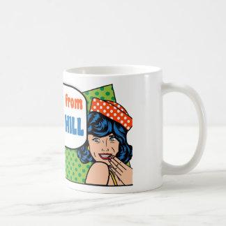 Best girls are from Richmond Hill Coffee Mug