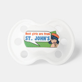Best girls are from St. John's Dummy