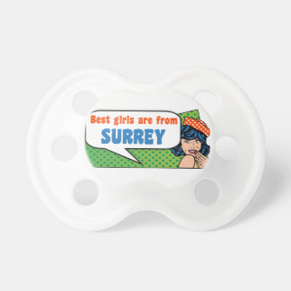 Best girls are from Surrey Dummy