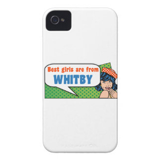 Best girls are from Whitby iPhone 4 Covers