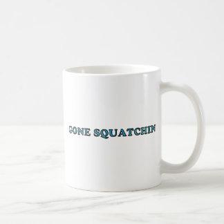 Best Gone Squatchin Funny Mug