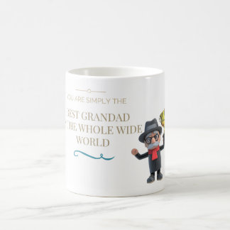 Best Grandad in the world Coffee Mug