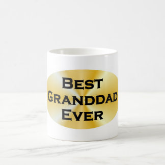 Best Granddad Ever Mug