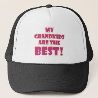 Best Grandkids Trucker Hat
