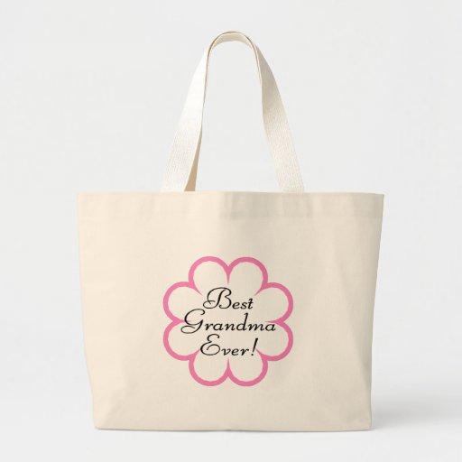 Best Grandma Ever Tote Bag