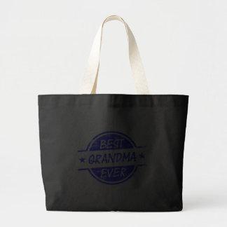 Best Grandma Ever Blue Bag