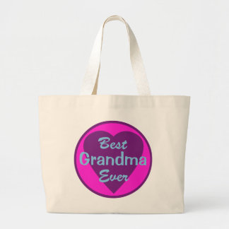 Best Grandma Ever Canvas Tote Tote Bag